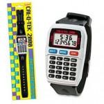 Cal-Q-Tek 2000 calculator watch