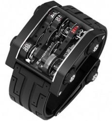 Cabestan Nostromo watch is full of gears