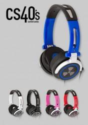 Hands On: iFrogz EarPollution CS40 headphones