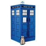 Doctor Who Tardis zipperrobe