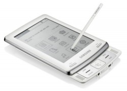 Samsung E6 e-reader hitting Barnes and Noble this spring for $299