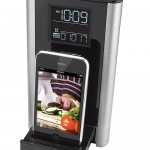 iHome iP39 kitchen timer iPhone dock keeps your buns from burning