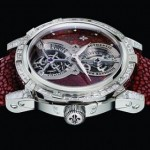 Louis Moinet Jurassic Tourbillon Watch has dinosaur bones inside
