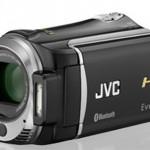 JVC unveils HM550 Everio camcorder