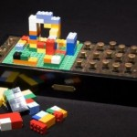 Steampunk sequencer generates audio from Legos