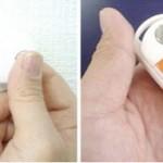 Pocket Metabolism Checker measures body fat