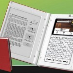 1Cross Tech MIDhybrid Android-powered e-reader looks like a book