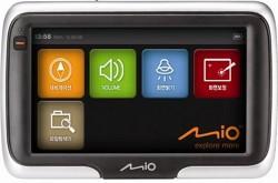 Mio S400 GPS navigation system