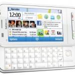 Nokia C6 slider