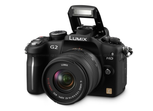 Panasonic Lumix DMC-G2 Camera