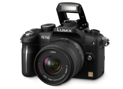 Panasonic Lumix G10 Digital Camera