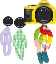 Pentax Kameraman puppets