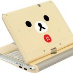 Rilakkuma notebook gets updated with a touchscreen display