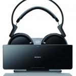 Sony MDR-RF4000K Digital Cordless Headphones