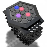 Tokyo Flash Hexagon Watch