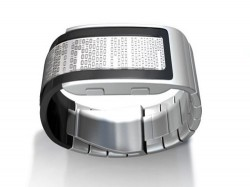 Tokyoflash Binary Flow concept watch