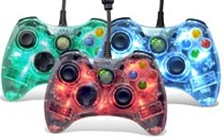 X-Box 360 Afterglow Controllers