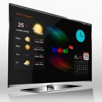 Another Android HDTV debuts