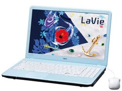 NEC's LaVie S laptops are ready for the ladies