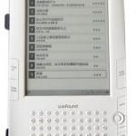 Wefound F630 e-book Reader