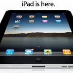 Apple iPad launch