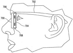 Apple 3D video glasses