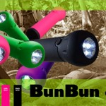 BunBun Eco Light: Twirl to charge