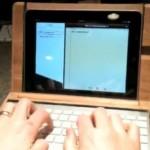 The iPad LapDock