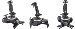 Mad Catz F.L.Y. 9 flightstick for Xbox 360