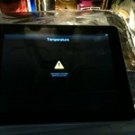 iPads reportedly overheating in the sun