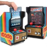 iCade mini arcade cabinet for iPad