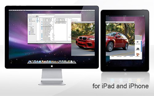 idisplay ipad monitor
