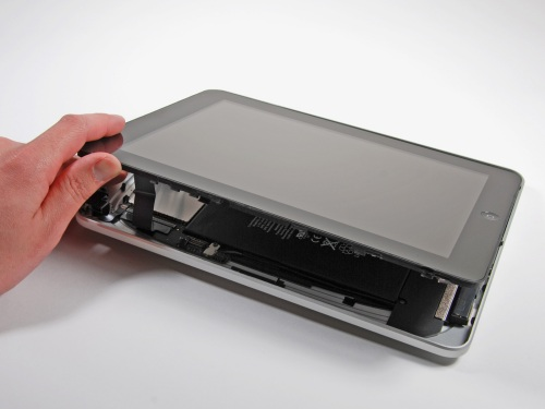 Apple iPad tear down by iFixit