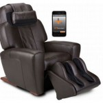 Human Touch iPhone controlled massage chair