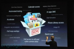 iPhone OS 4.0 unveiled