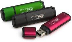 Kingston DataTraveler 5000 USB flash drive hits Europe