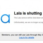 Lala closing on May 31