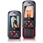 LG teams up with Lady Gaga for the LG GB280 phone