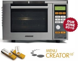 Combi Chef 6 microwave with USB port