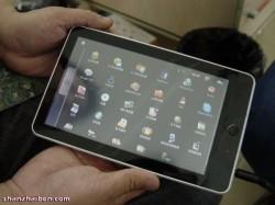 Moonse iPad knockoff is smaller, runs Android
