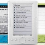 Paradigm Shift EER-051D e-book reader