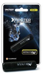 Patriot Xporter USB flash drive comes bundled with Shattered Horizon game