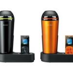 Sony RDP-NWV500 speaker fits in your cars cupholder