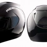 Reevu MSX1 helmet with built-in rear-view system