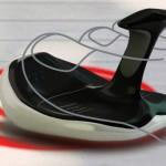 Toe Mouse uses flip flop tech
