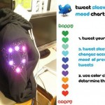 "Tweet Sleeve lets you wear your ""mood"""