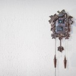 Twitwee Clock combines tweets with a Cuckoo clock