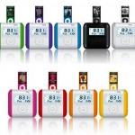 OZAKI iMini Cute IP830RAINBOW iPod dock