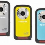 Toshiba Camileo BW10 waterproof camcorder
