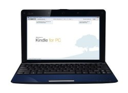 ASUS and Amazon to pre-install Kindle for PC on netbooks and laptops